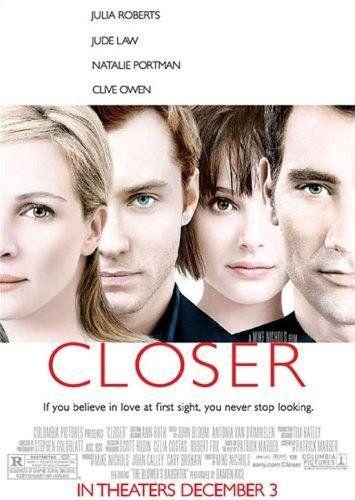 Closer ▪️ Mike Nichols (2004)  7.3