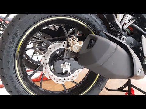 New Honda 160 Cb160r Hornet Dual Disc View Spec Price