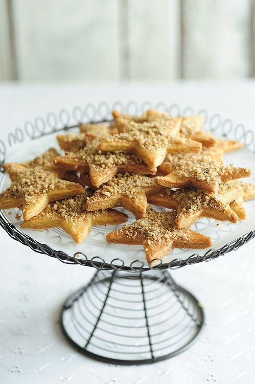 stars for the honey cookies cookies christmas cookies orange juice ...