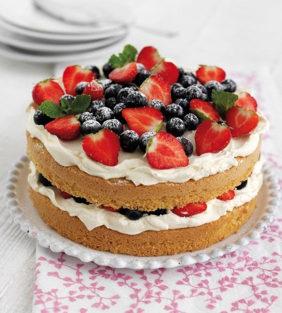 Mary Berry Carrot Cake