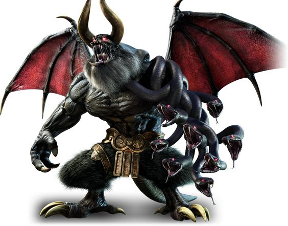True Ogre - The Tekken Wiki - Tekken 6, Tekken 5, Tekken 3, and more