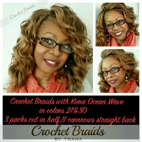 Ocean Wave Crochet Hair Styles : ... ocean waves braids crochet braids d crochet chang e 3 ocean waves
