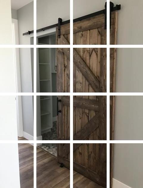 Modern Interior Sliding Doors Fiberglass Doors Contemporary Closet Doors For Bedrooms Double Doors Interior Rustic Barn Door Hardware Indoor Sliding Doors