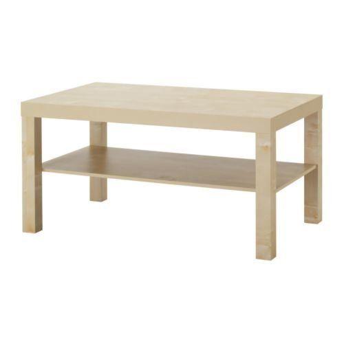 Lack Coffee Table Birch Effect By Ikea Ikea Lack Coffee Table