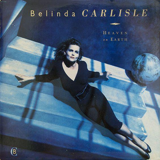 Belinda Carlisle – Heaven Is a Place on Earth (single cover art)