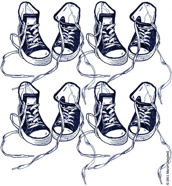 Line Drawing Basketball : Line drawings basketball shoes and on pinterest