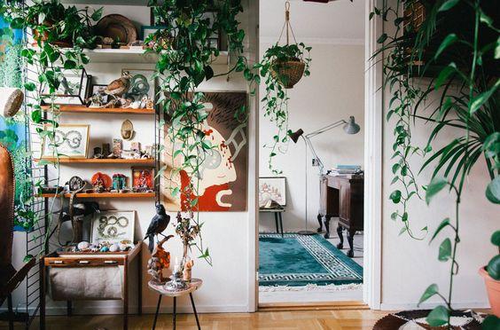 Serie Freunde von Freunden: Das Heim des Dschungelmädchens – Seite 8 | Lebensart | ZEIT ONLINE