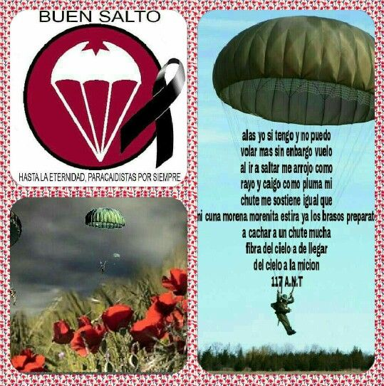 Paracaidistas Mexico Bfp Del Cielo A La Micion Frases