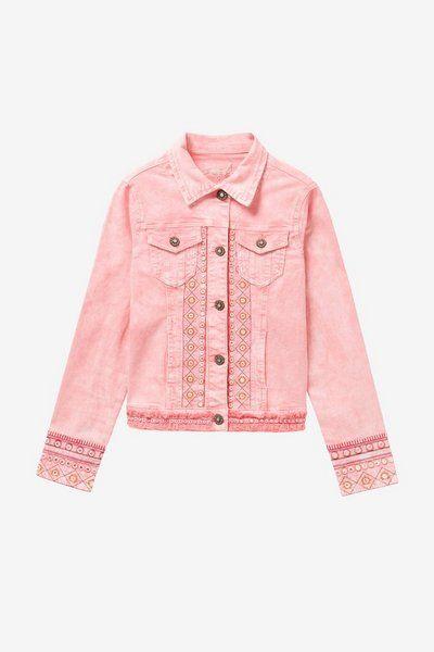 Cazadora rosa   Mejor Precio de 2019
