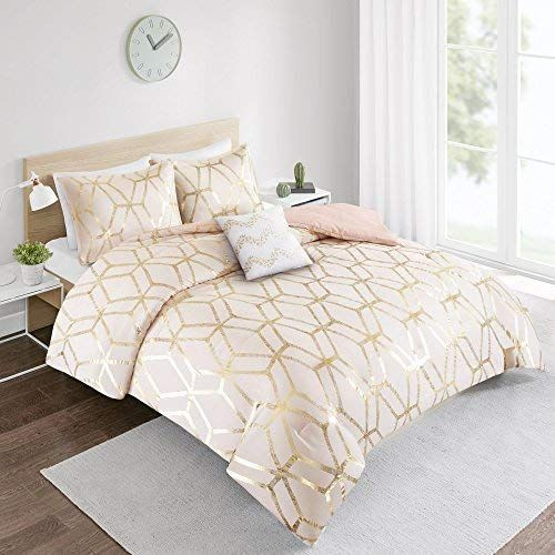 The Comfort Spaces Vivian 3 Piece Comforter Set Brings A Touch Of