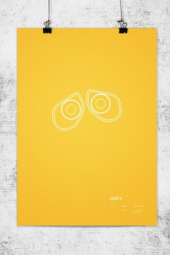 2 | Pixar Characters, Reduced To Their Essence In Simple, Tender Logos | Co.Design: business + innovation + design