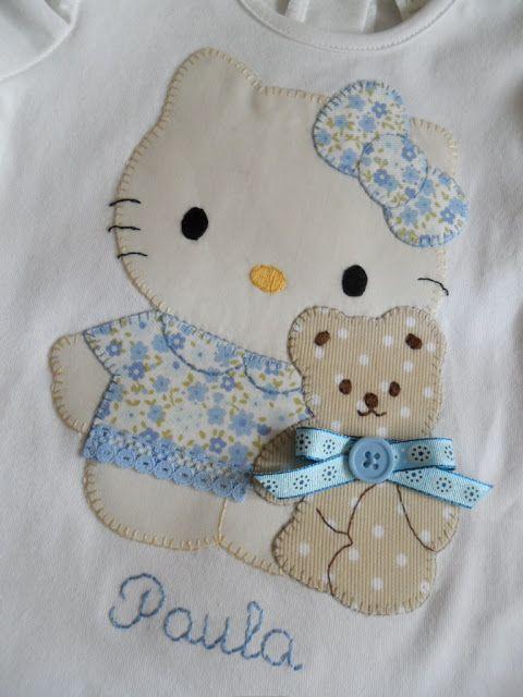 la sastrecilla valiente : camiseta kitty oso