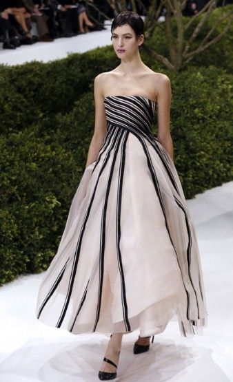 Dior Haute Couture spring/summer 2013