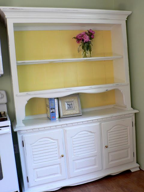 How To Paint Furniture The Two Happenings And Two Tones