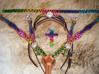 Tack Sets - Sadies Hand Painted Tack #handpaintedtack #customtack #SHPT