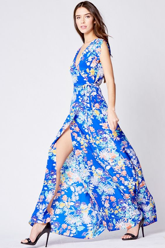 I think I could live in this Yumi Kim Swept Away Silk Maxi | YUMIKIM.COM