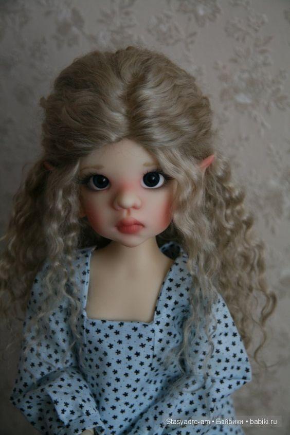 Моя новенькая Talyssa Elf от Kaye Wiggs / Куклы Кайе Виггз, Kaye Wiggs dolls / Бэйбики. . Куклы фото. . Одежда для кукол