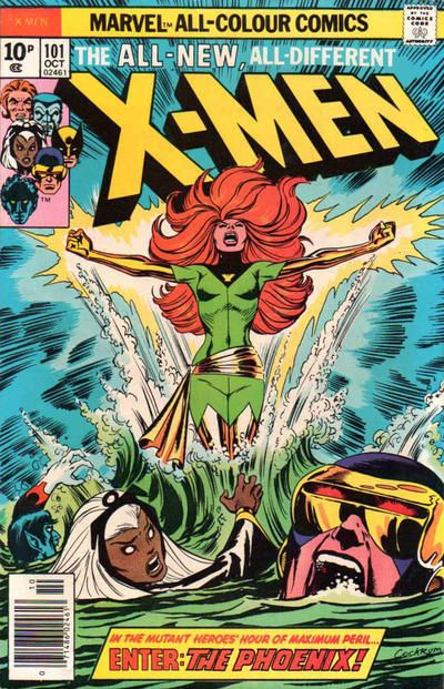 Favourite Comicbook - Dramatic (1977) : X-Men