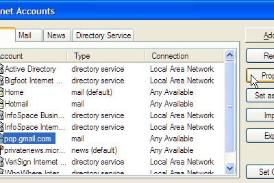 Learn how to use your Gmail account with Outlook Express using POP access…