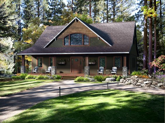 Beavers home and cottages on pinterest for Beaver home designs
