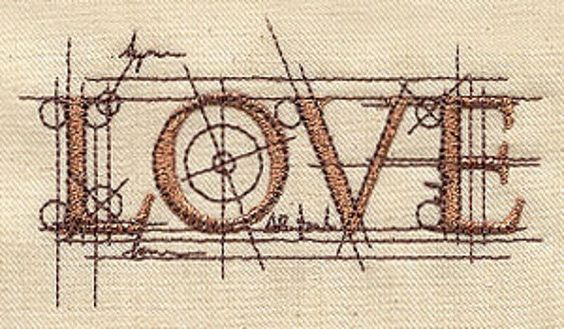 Hey, I found this really awesome Etsy listing at https://www.etsy.com/listing/216425400/love-letters-embroidered-cotton-kitchen
