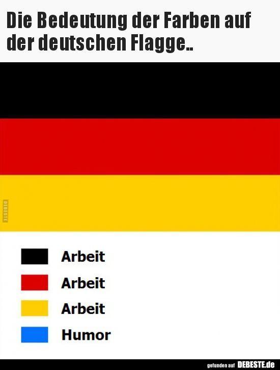 Just Lustigdie Bedeutung Der Farben Lustig Fun Lustigebilder