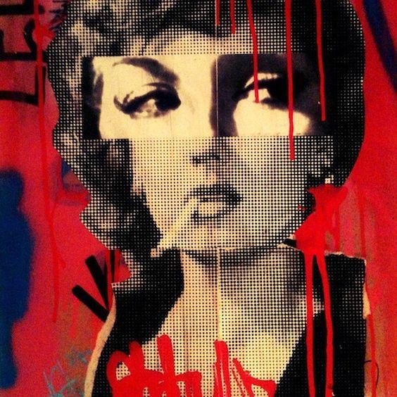 O artista Marcos Vinicius criou o projeto de arte urbana RevoluE em 2004, e então resolveu fazer das suas ideias suas criações sejam as fotos, os desenhos, seus rabiscos e muito mais.
