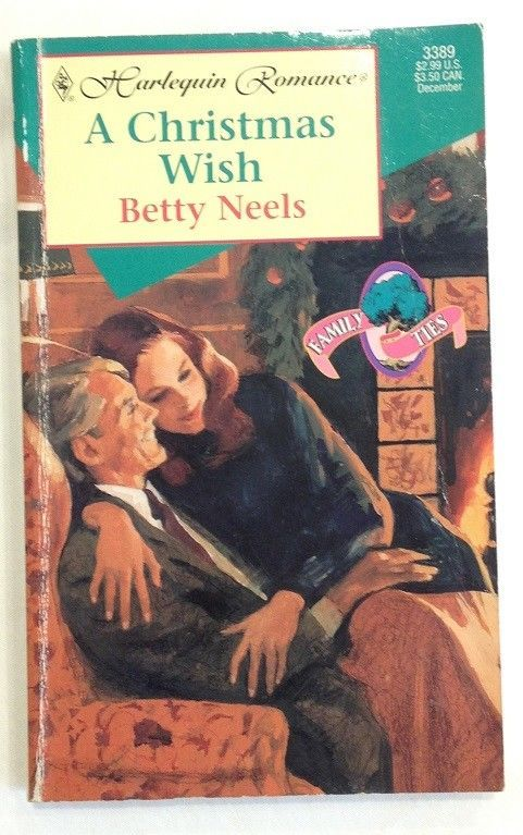 A Christmas Wish By Betty Neels 1995 Paperback Romance Christmas Wishes Harlequin Romance Romance Novels
