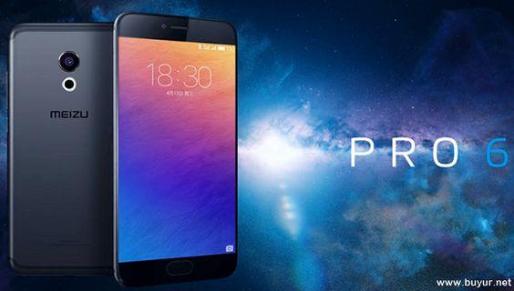 Meizu Pro 6 Akıllı Telefon