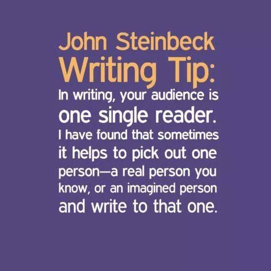 #writeon ✌🏻 #writerswrite #johnsteinbeck