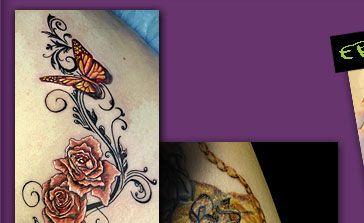tattoo katze