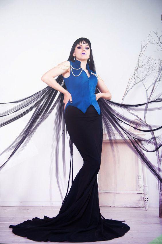 Mistress 9 Cosplay by ~l-Saya-l on deviantART
