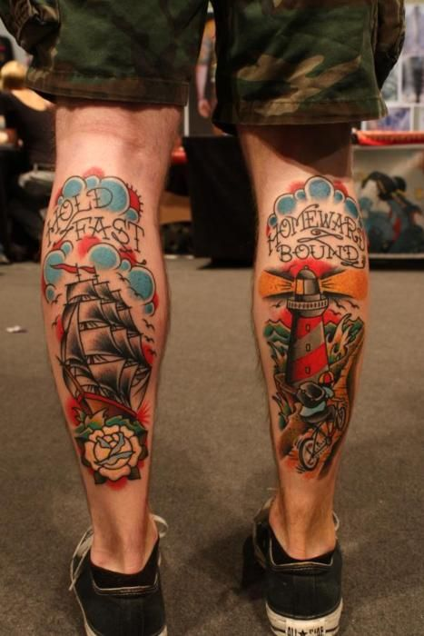 Hold fast homeward bound tattoo pinterest for Hold fast tattoo