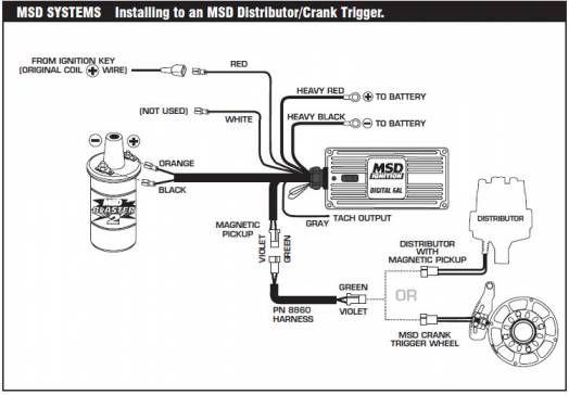 12 Msd 6al Wiring Diagram Wire Msd Diagram Design