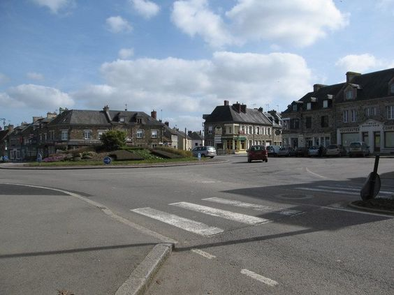 ranes, the town near our house in normandy