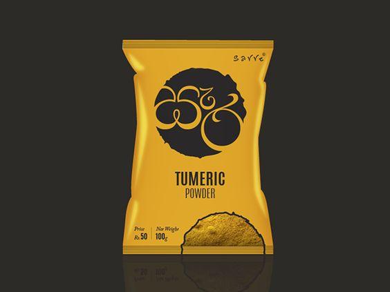 Sera (Sarre) Sri Lankan Spices Packaging on Behance