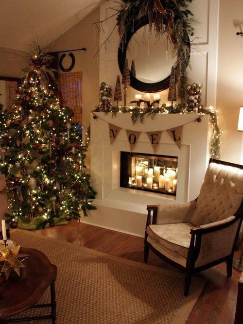 Cosy Christmas #interior #decor #Christmas