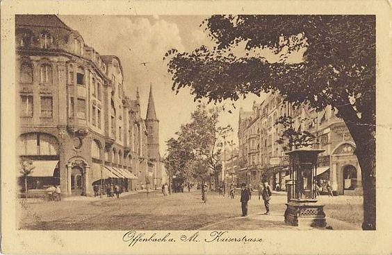 Wettersäule Kaiserstraße - Offenbach am Main – Wikipedia