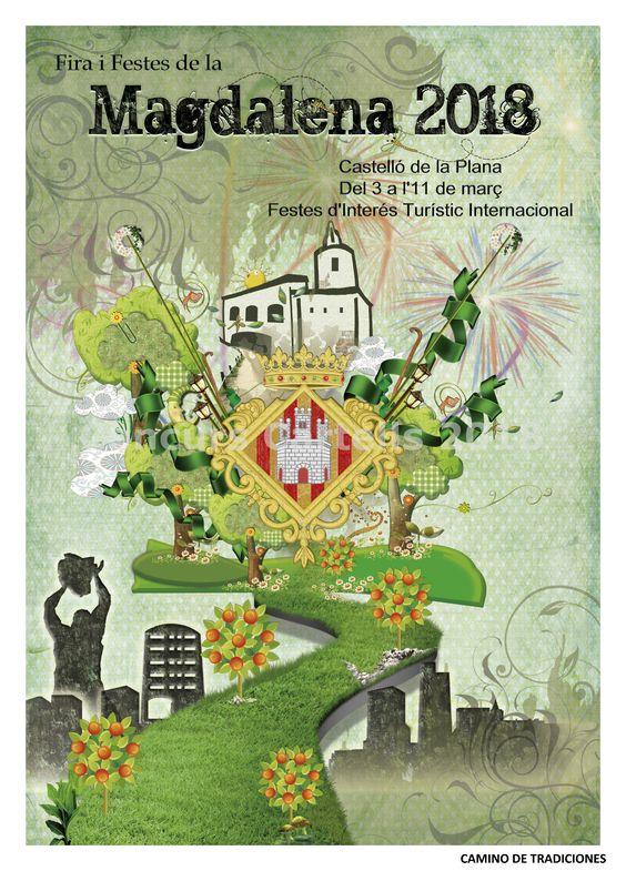 cartel_Finalista 2018: Camino de tradiciones