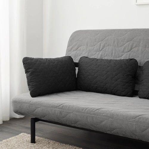IKEAで最安値!3人掛けソファベッドNYHAMN(ニーハムン)は格安シンプルでおすすめ