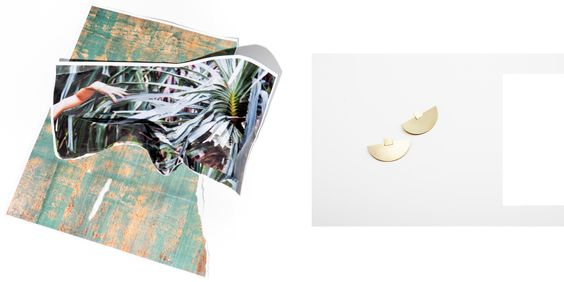 TROPICAL MODERNISM | F A R I S | Jewelry handmade in the USA by Faris Du Graf
