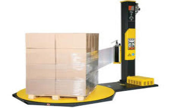 If You Are Looking For Stretchwrappingmachine And Palletwrapmachine At The Lowest Cost Then You Can Contact U Wrapping Machine Pallet Wrap Warehouse Design