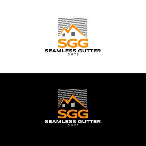 Create A Clean Catchy Logo For An Upcoming Seamless Gutter Company Logo Design Contest Ad Design Affilia In 2020 Company Logo Design Logo Design Contest Logo Design