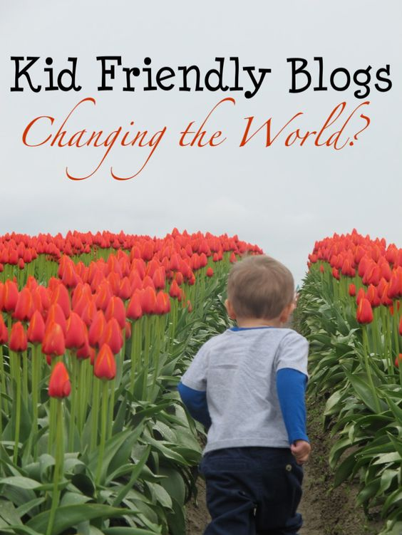 The Power of Kid Bloggers ... we feel so lucky to be a part of these group!  Great resource for ANY Parent!