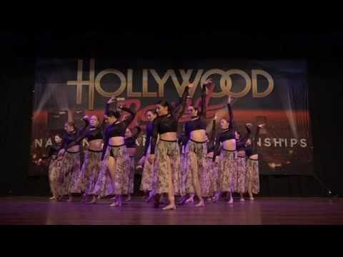 Lyrical Troupe Battlefield Hollywood Bound Dance Competition Youtube Dance Choreography Dance Competition Dance