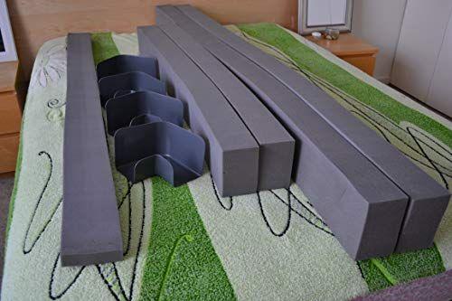 Deelz4less Used Select Comfort Sleep Number Queen Size Side Rails Border Foam Walls 6 Select Comfort Outdoor Furniture Sets Sleep Comfortably