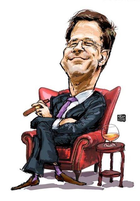 Premier Rutte: