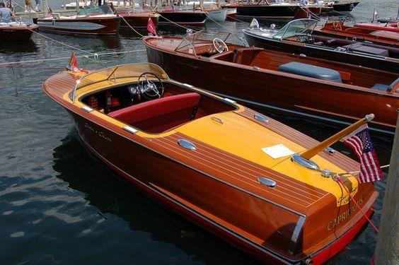 Chris Craft Boat