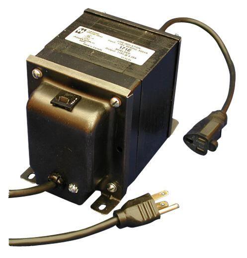 The 171e Is A 500va 115v Nema 5 15p Plug Isolation Transformer Provides Circuit Isolation Electrostatic Shield Betw Isolation Transformer Transformers Hammond