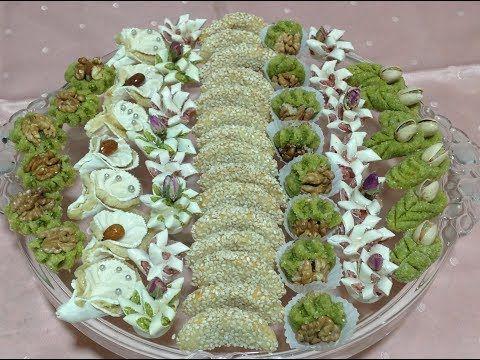 نصف كيلو لوز فقط بلاطو حلويات اللوز مشكل و راقي قطعة حلويات العيد و المناسبات Youtube Avocado Toast Food And Drink Avocado